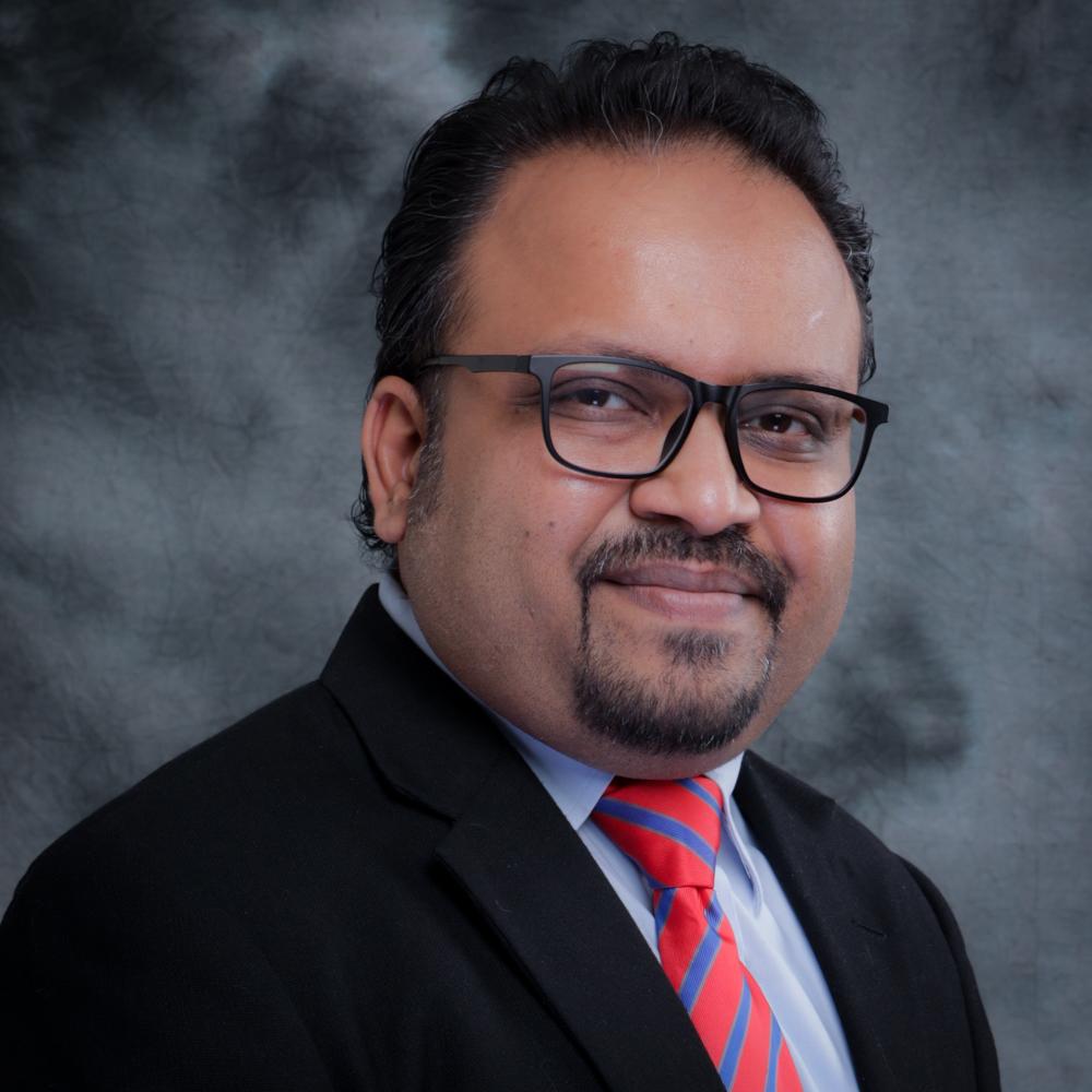 Associate Professor Dr Faisal Ali Anwarali Khan