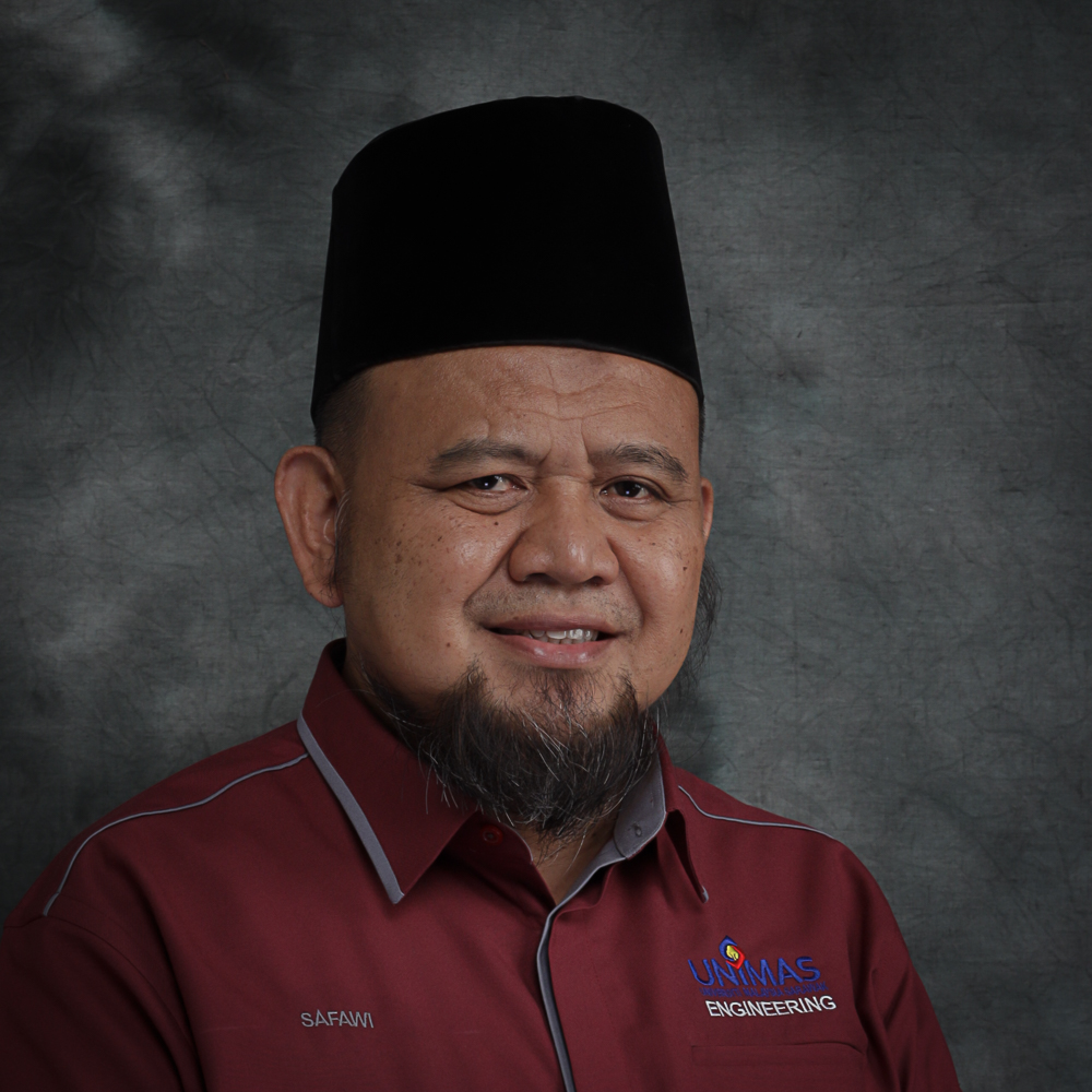 Associate Professor Dr Mohammad Ibrahim Safawi bin Mohammad Zain