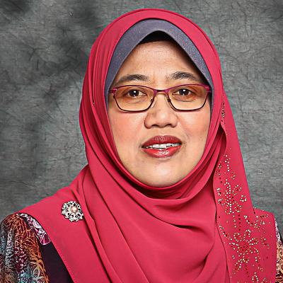 Associate Professor Dr. Zainab Ngaini