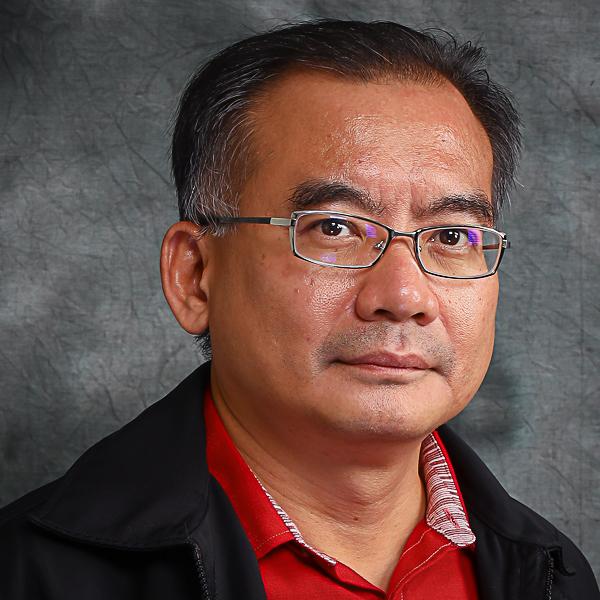 Professor Ir Dr Andrew Ragai Henry Rigit