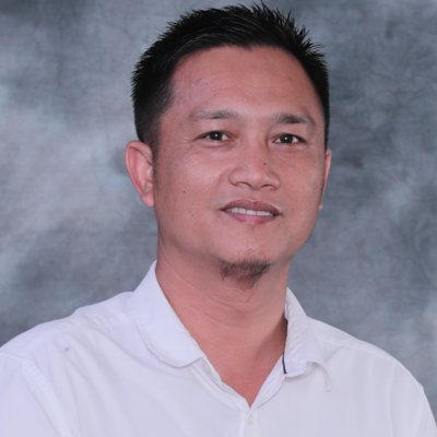 Encik Azis Bin Ajim
