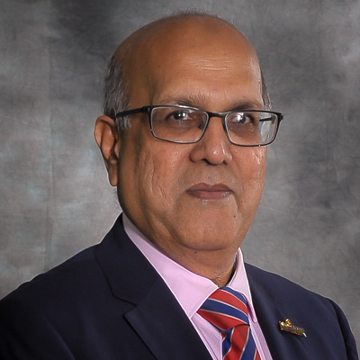 Professor Dr Fasihuddin Badruddin Ahmad